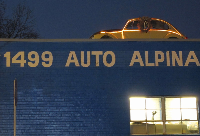 Auto Alpina