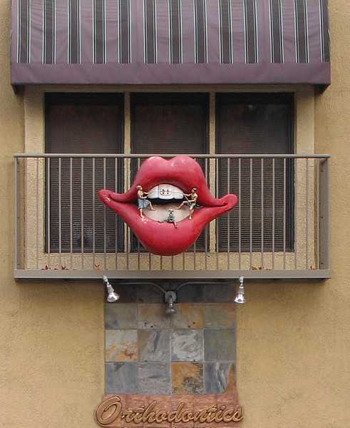 Orthodontist Sign