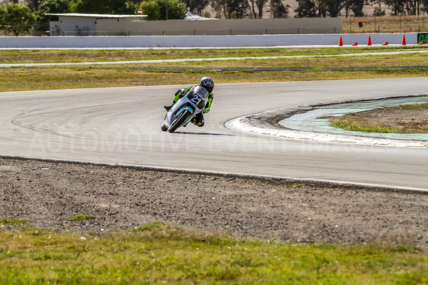 125 GP- Moto 3 -SuperMoto 300 from the VRRC at Winton