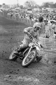 # 322 Mark Barnett - Suzuki