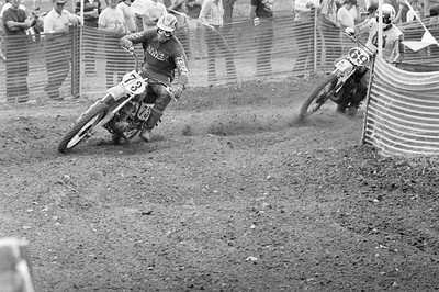 # 73 Gary Jones - Ammex # 69 Greg Theiss - Husqvarna