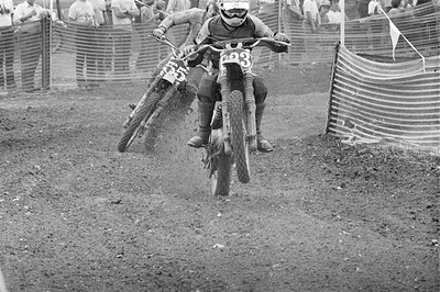 # 623 David Crawford - Maico # 55 Dave Boles - Maico