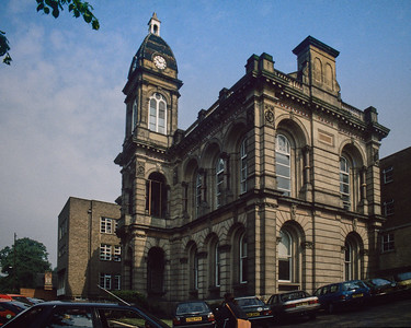Nottingham The Waverly Building. Built to Withstand ID2.