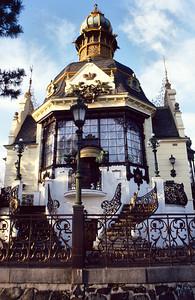 Prague Hanavsky Pavillion