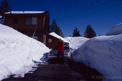 Tahoe. Proper Snow