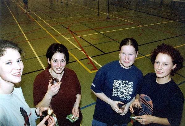 12.2001 - Oliebollentoernooi