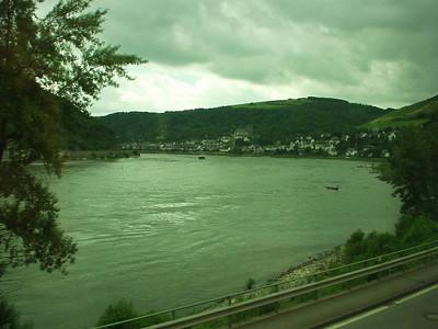 Heading to Brueggen...