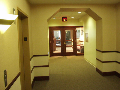 Fascor's lobby back in 2004.