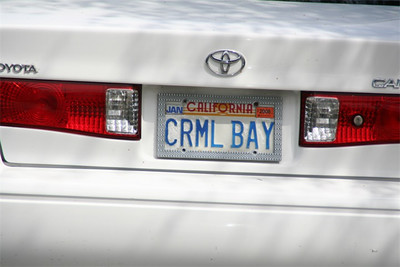 Road trip to Carmel and San Simeon, California