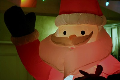 Ho, ho, ho!