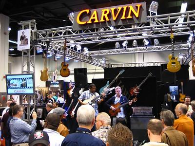 Carvin demo.