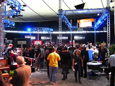 2010 NAMM Show - Roland US