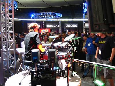 Great drum kit demo!