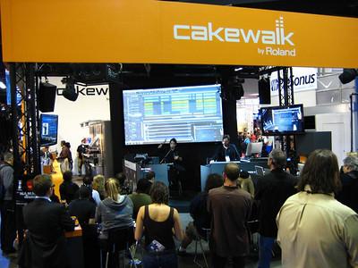 Cakewalk by Roland demo.