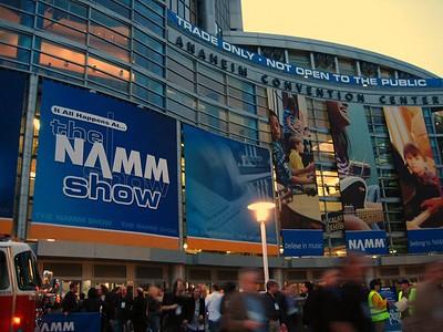 2010 NAMM Show!
