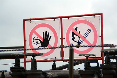 "I understand the ""no flames"", but what's with ""the hand""?"