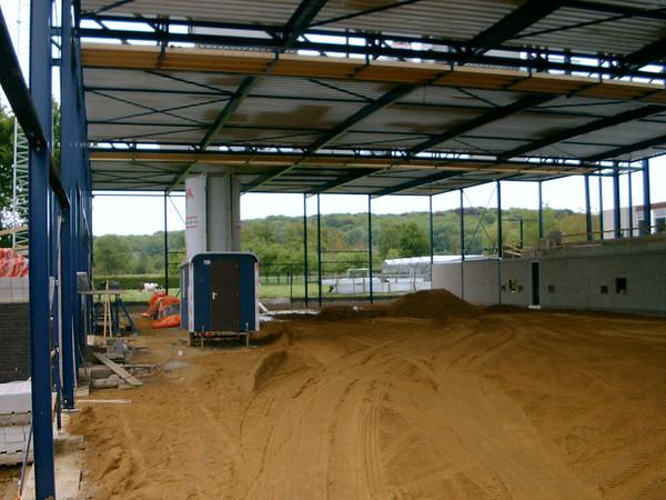 01.05.2003 - Nieuwbouw Sporthal