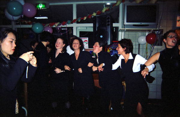 15.11.2003 - Italiaanse Avond