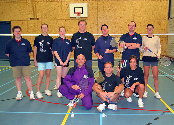 27.10.2004 - Mixed Team
