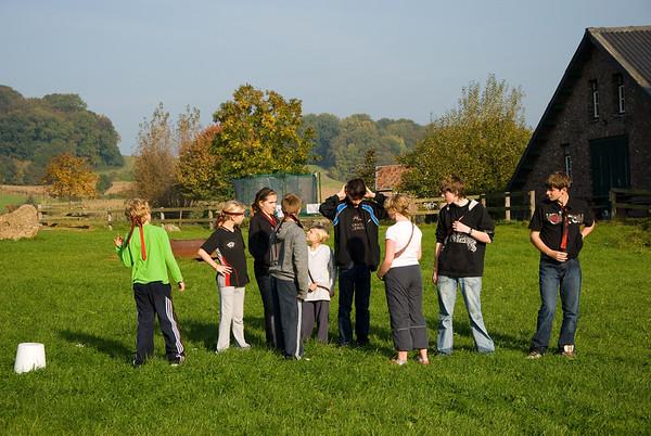 11.10.2008 - Jeugdkamp - Dag 2