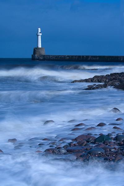South Pier Aberdeen Scotland.