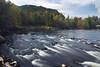 River Dee near Braemar. Scotland.
