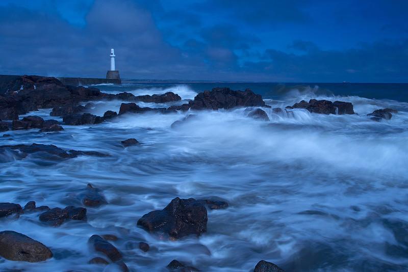 Bay of Nigg. Aberdeen. Scotland.