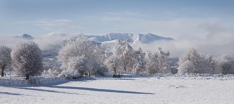 Lochnagar Mountain.