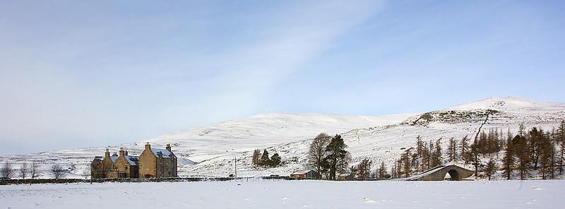 Gairnshiel Lodge Aberdeenshire.