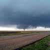 April 22, 2010<br /> <br /> Classic appearance with the RFD cutting nicely around the wall cloud.