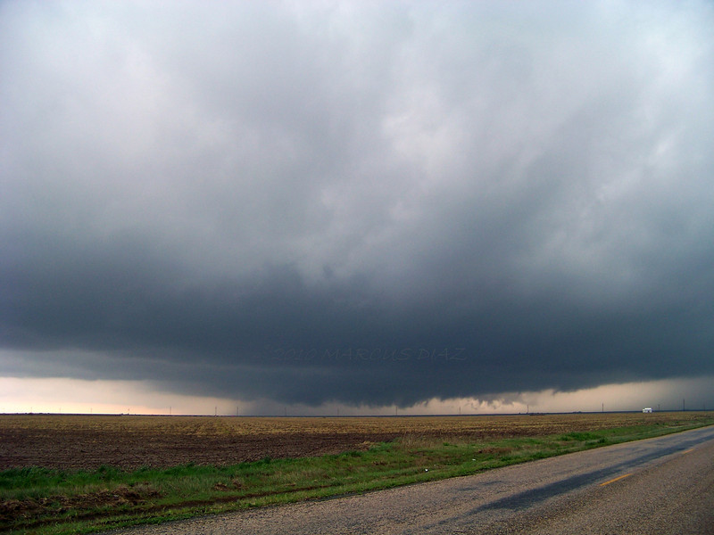 April 22, 2010<br /> <br /> That would be this beast. Looking southwest on I-40 between the HWY 70 intersections.