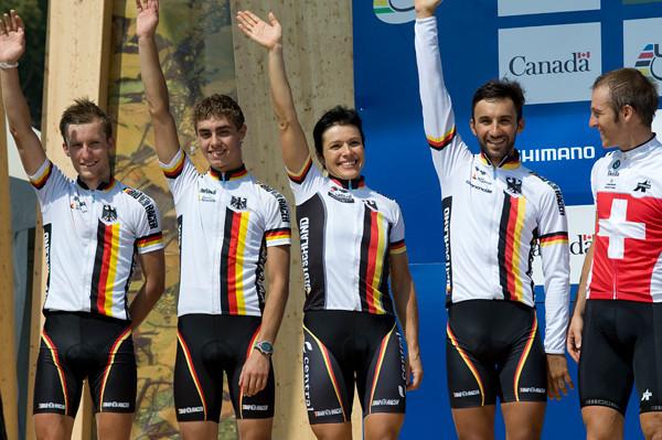 Team Germany - Silver Medal