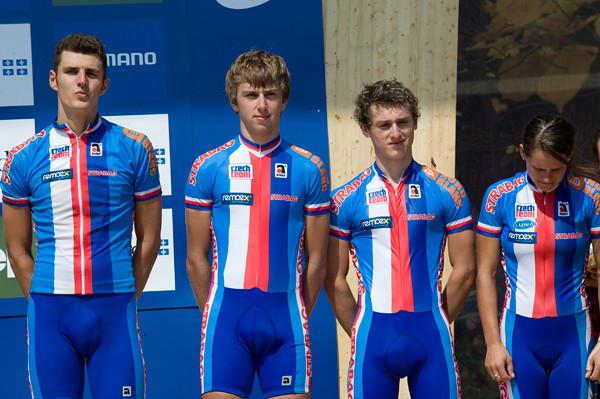 Team Czech Republic - Bronz Medal