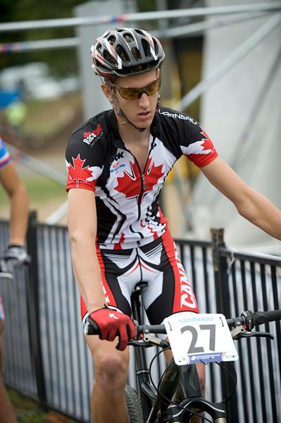 Evan McNeely - Canada