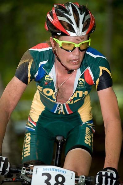 Luke Roberts - South Africa