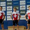 Thomas Litscher - Switzerland / Mathias Fluckiger - Switzerland / Patrik Gallati - Switzerland