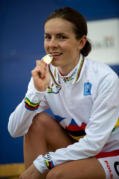Maja Wloszczowska - Poland