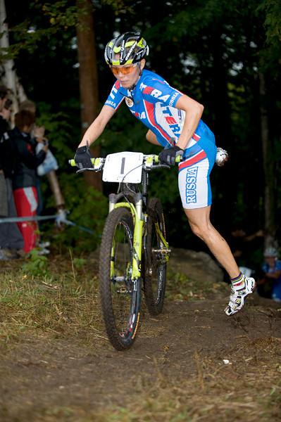 Irina Kalentieva - Russian Federation