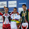 Steve Smith - Canada / Samuel Hill - Australia / Greg Minnaar - South Africa