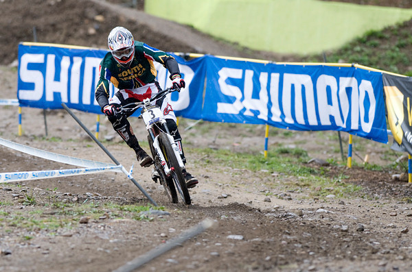 Greg Minnaar - South Africa