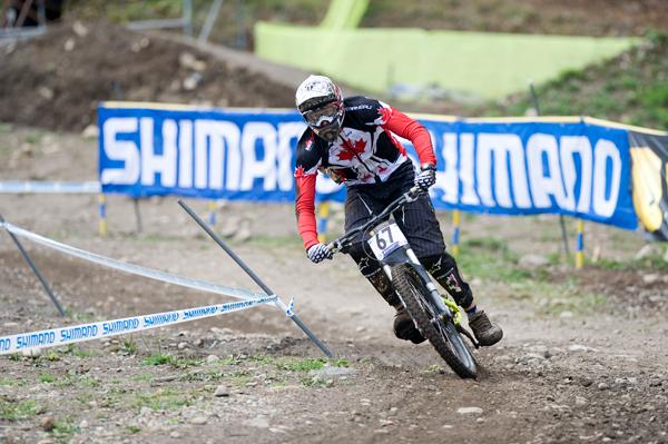 Ryan Vanderham - Canada