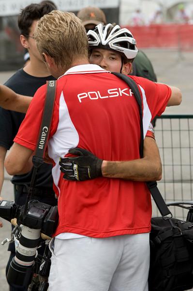 Andrzej Piatek / Paula Gorycka