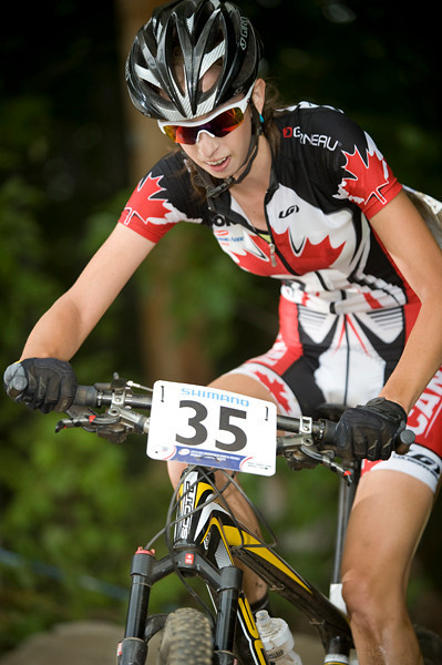 Ashley Barson - Canada