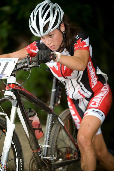 Rebecca Beaumont - Canada
