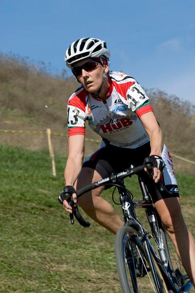 Leigh Hobson - The Hub Race Team