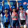 Elite Women Podium