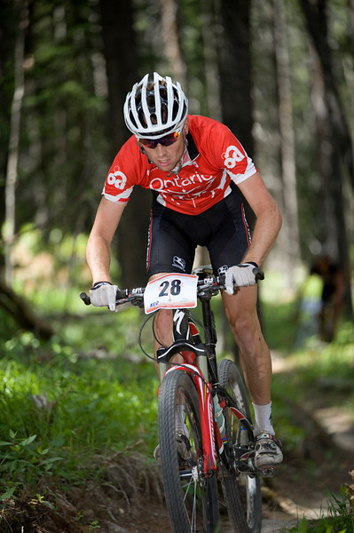 Cameron Jette -  La Bicicletta Elite Team