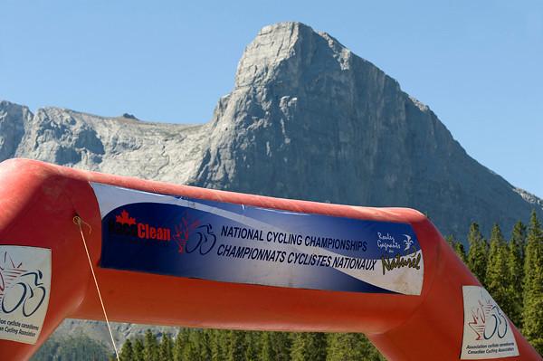 National Championship Mountain Bike - XC<br /> U23 Men, Elite Men<br /> Canmore,  Alberta<br /> July 17, 2010