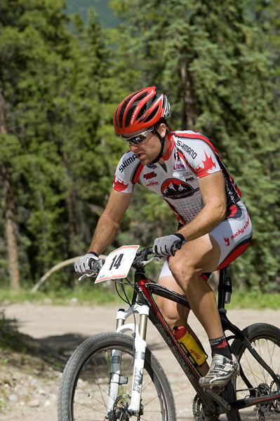 Marty Lazarski -  Rocky Mountain Factory Team