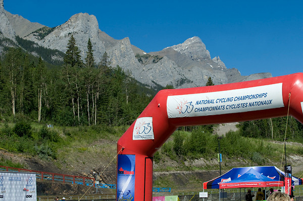 National Championship Mountain Bike - XC<br /> U23 Women, Elite Women<br /> Canmore,  Alberta<br /> July 17, 2010
